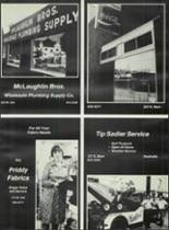 1978 Rushville Consolidated High School Yearbook Page 170 & 171