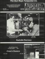 1978 Rushville Consolidated High School Yearbook Page 178 & 179