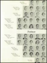 1958 Central Catholic High School Yearbook Page 14 & 15