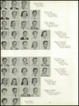 1958 Central Catholic High School Yearbook Page 16 & 17