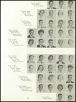 1958 Central Catholic High School Yearbook Page 18 & 19