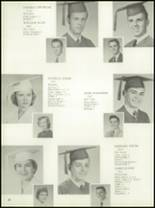 1958 Central Catholic High School Yearbook Page 34 & 35