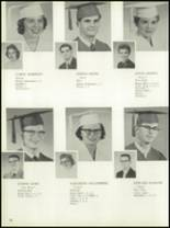 1958 Central Catholic High School Yearbook Page 36 & 37