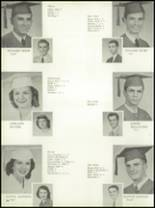 1958 Central Catholic High School Yearbook Page 38 & 39