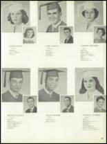 1958 Central Catholic High School Yearbook Page 42 & 43