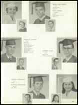 1958 Central Catholic High School Yearbook Page 46 & 47