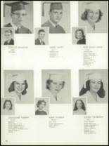 1958 Central Catholic High School Yearbook Page 48 & 49