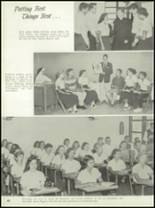 1958 Central Catholic High School Yearbook Page 64 & 65