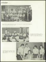 1958 Central Catholic High School Yearbook Page 66 & 67