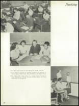 1958 Central Catholic High School Yearbook Page 72 & 73