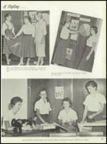 1958 Central Catholic High School Yearbook Page 74 & 75