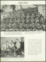 1958 Central Catholic High School Yearbook Page 78 & 79