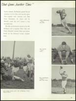 1958 Central Catholic High School Yearbook Page 80 & 81