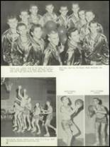 1958 Central Catholic High School Yearbook Page 84 & 85