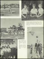 1958 Central Catholic High School Yearbook Page 88 & 89