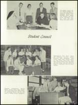 1958 Central Catholic High School Yearbook Page 92 & 93