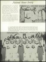 1958 Central Catholic High School Yearbook Page 96 & 97