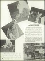 1958 Central Catholic High School Yearbook Page 98 & 99