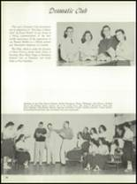 1958 Central Catholic High School Yearbook Page 102 & 103