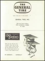 1958 Central Catholic High School Yearbook Page 140 & 141