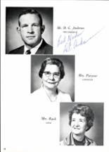 1969 Everman High School Yearbook Page 16 & 17