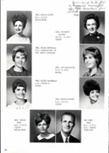 1969 Everman High School Yearbook Page 20 & 21