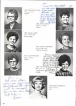 1969 Everman High School Yearbook Page 22 & 23