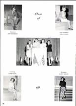 1969 Everman High School Yearbook Page 42 & 43