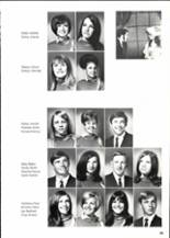 1969 Everman High School Yearbook Page 58 & 59