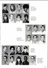 1969 Everman High School Yearbook Page 70 & 71