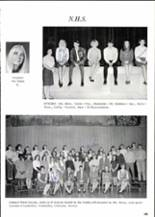 1969 Everman High School Yearbook Page 108 & 109
