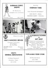 1969 Everman High School Yearbook Page 130 & 131