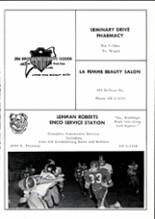 1969 Everman High School Yearbook Page 136 & 137
