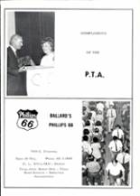 1969 Everman High School Yearbook Page 140 & 141