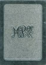 1968 Yearbook Myers Park High School