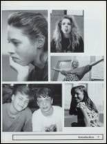 1992 Nestucca Union High School Yearbook Page 10 & 11
