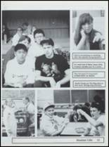 1992 Nestucca Union High School Yearbook Page 14 & 15