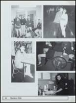 1992 Nestucca Union High School Yearbook Page 20 & 21