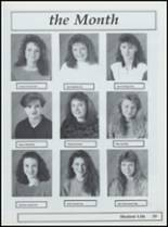 1992 Nestucca Union High School Yearbook Page 22 & 23