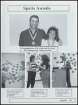 1992 Nestucca Union High School Yearbook Page 26 & 27