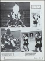 1992 Nestucca Union High School Yearbook Page 34 & 35