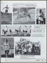 1992 Nestucca Union High School Yearbook Page 42 & 43