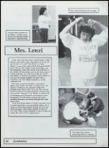 1992 Nestucca Union High School Yearbook Page 64 & 65