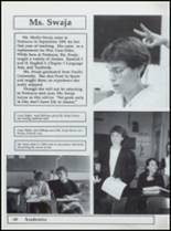 1992 Nestucca Union High School Yearbook Page 72 & 73