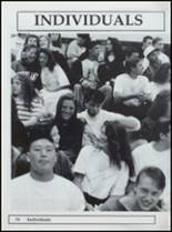 1992 Nestucca Union High School Yearbook Page 76 & 77