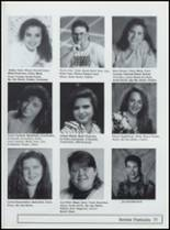 1992 Nestucca Union High School Yearbook Page 80 & 81