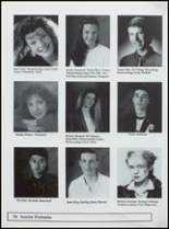 1992 Nestucca Union High School Yearbook Page 82 & 83