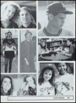 1992 Nestucca Union High School Yearbook Page 88 & 89