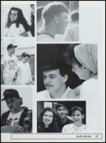 1992 Nestucca Union High School Yearbook Page 90 & 91