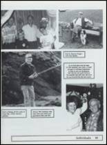 1992 Nestucca Union High School Yearbook Page 92 & 93